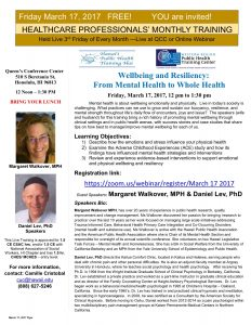 Wellbeing and Resiliency: From Mental Health to Whole Health @ Queen's Conference Center | Honolulu | Hawaii | United States